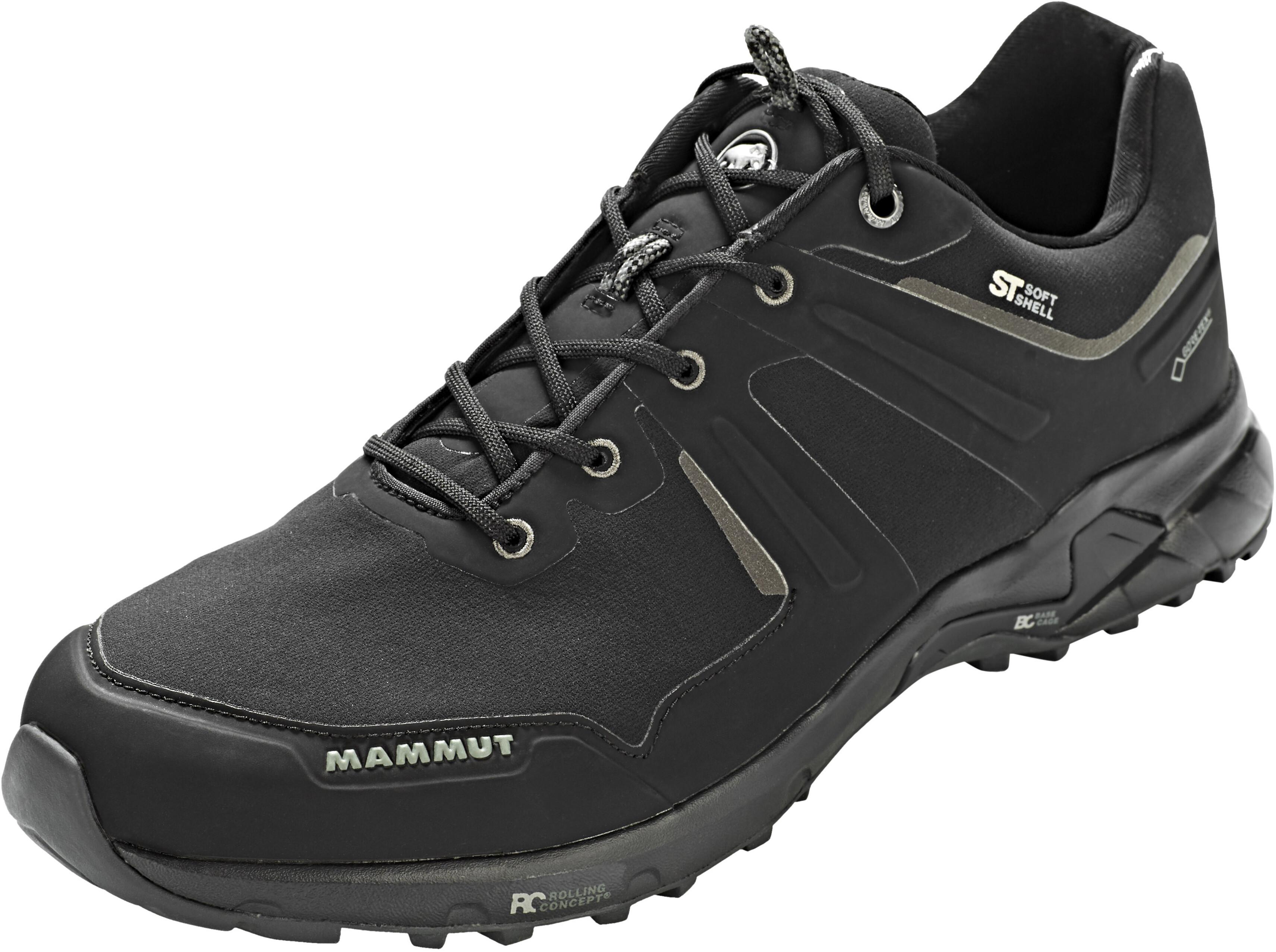 79064e4e6ccb Mammut Ultimate Pro Low GTX Shoes Men black